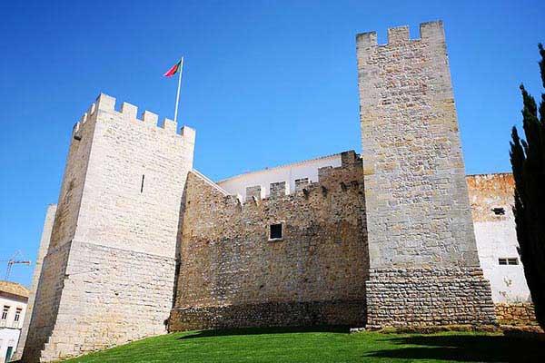 Loule-castle