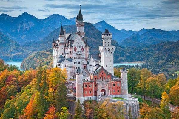 Day Trip to Neuschwanstein Castle From Munich