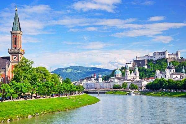 Day Trip to Salzburg From Munich