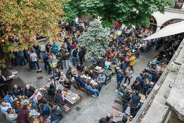 Enjoy Traditional German Food in Munich