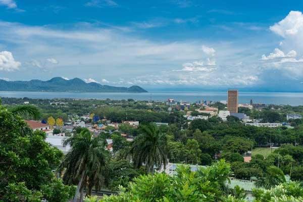 Managua Nicaragua's Capital City