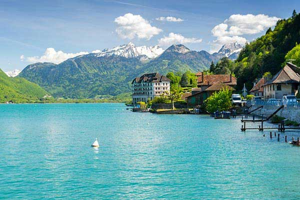 Lifestyle in Annecy France