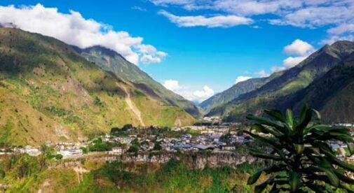 The Surprising Sophistication of These Small Ecuador Towns