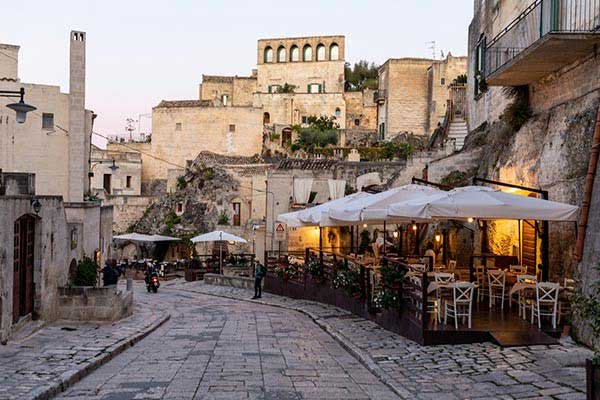 Cost of Living in Matera