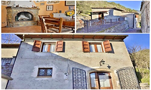 Own an Italian Village Home for $85,056